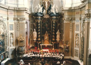 Hannoverchor Praha 96