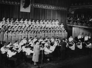 Lucerna 1955